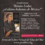 Renato Leduc ¿el último bohemio de México?